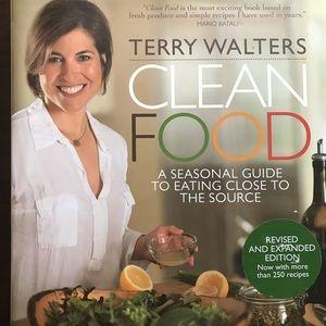 Terry Walters Clean Food Cookbook
